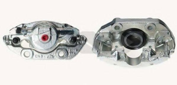SPIDAN 400256 Тормозной суппорт