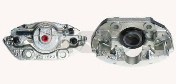 SPIDAN 400257 Тормозной суппорт