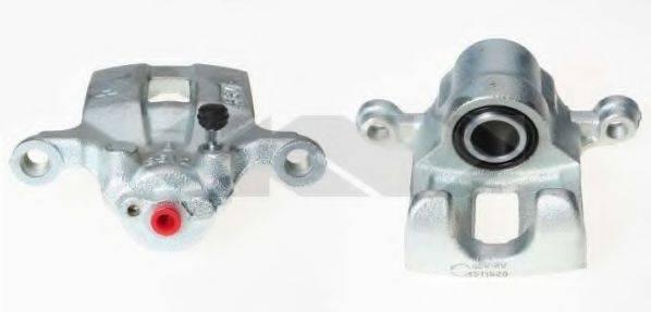 SPIDAN 403202 Тормозной суппорт