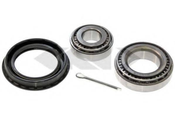 SPIDAN 26439 Комплект подшипника ступицы колеса