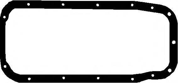 ELRING 766390 Прокладка, маслянный поддон