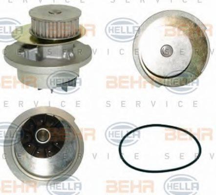 BEHR HELLA SERVICE 8MP376804301 Водяной насос