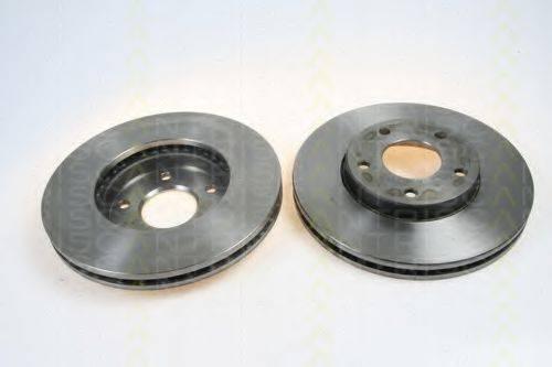 TRISCAN 812014154 Тормозной диск