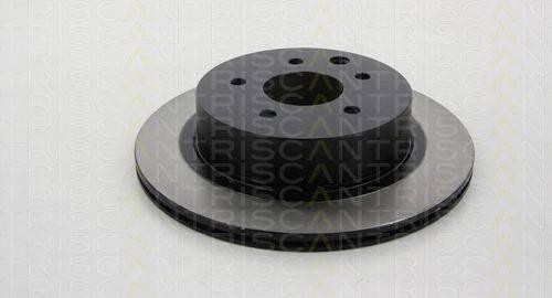 TRISCAN 812014160 Тормозной диск