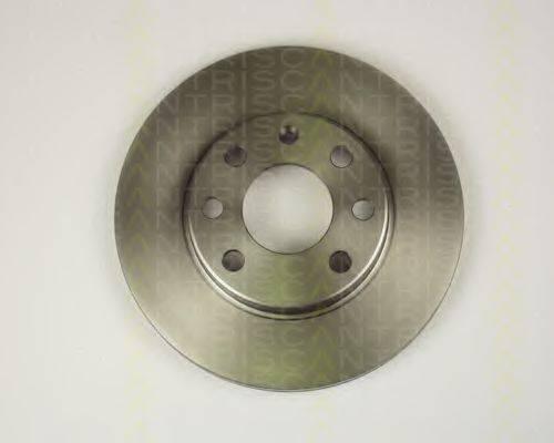 TRISCAN 812024101 Тормозной диск