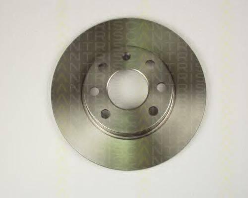 TRISCAN 812024104 Тормозной диск