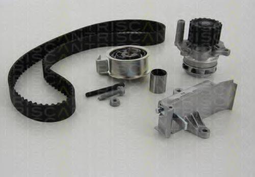 TRISCAN 8647290008 Водяной насос + комплект зубчатого ремня