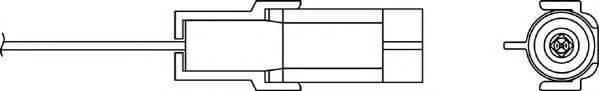 BERU OZU005 Лямбда-зонд