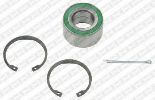 SNR R15325 Комплект подшипника ступицы колеса