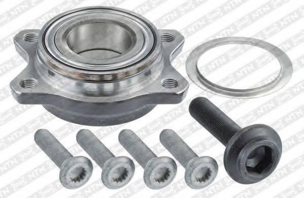 SNR R15726 Комплект подшипника ступицы колеса