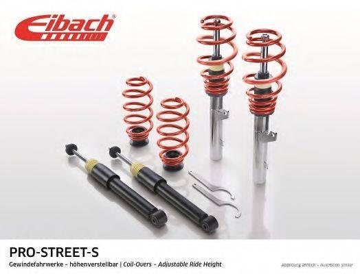 EIBACH PSS65150050322 Комплект ходовой части, пружины / амортизаторы