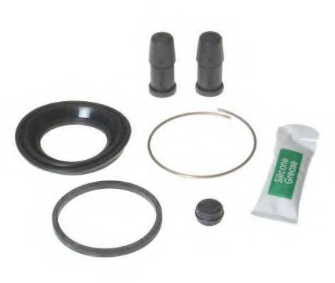 BUDWEG CALIPER 204829 Ремкомплект, тормозной суппорт