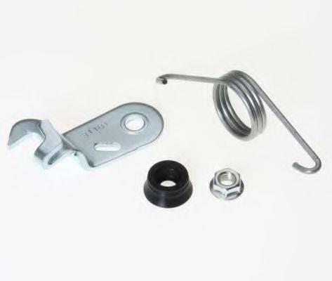 BUDWEG CALIPER 2099380 Ремкомплект, вал стояночный тормозной (тормозной суппорт)