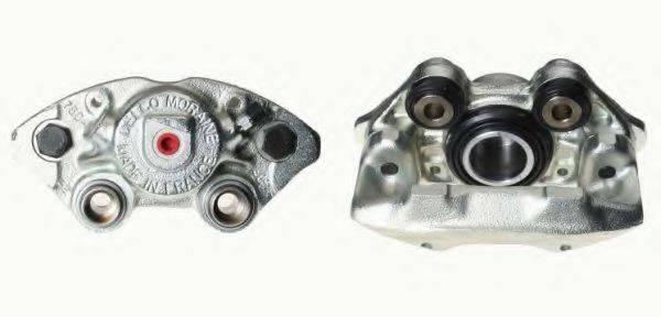 BUDWEG CALIPER 34899 Тормозной суппорт