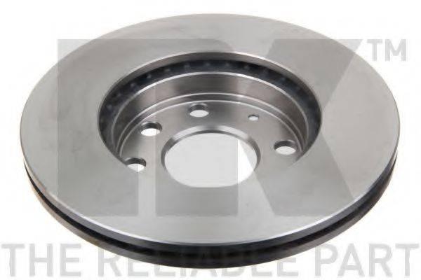 NK 203608 Тормозной диск