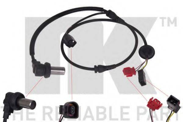 NK 294724 Датчик, частота вращения колеса