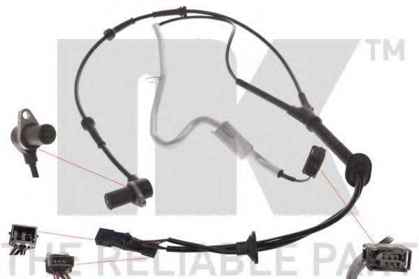 NK 294752 Датчик, частота вращения колеса