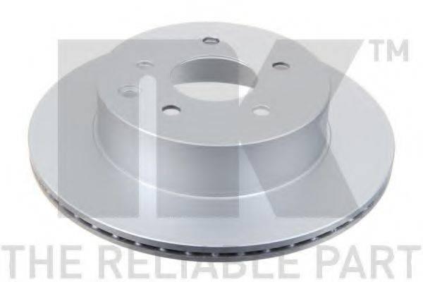 NK 312261 Тормозной диск