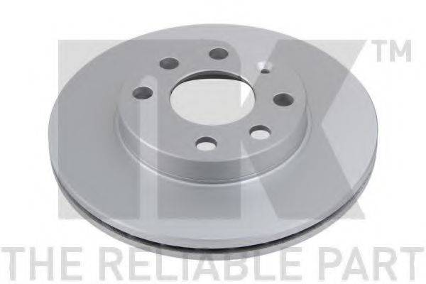 NK 313608 Тормозной диск