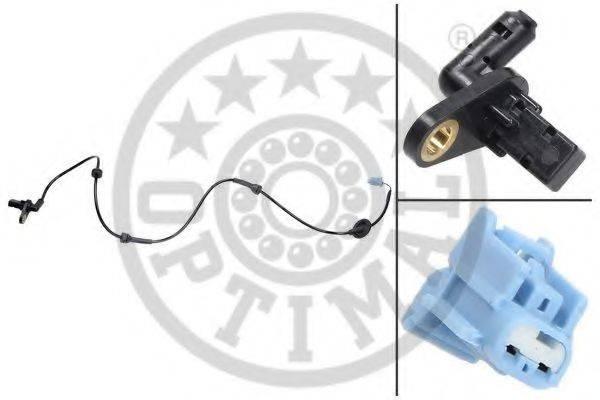 OPTIMAL 06S415 Датчик, частота вращения колеса