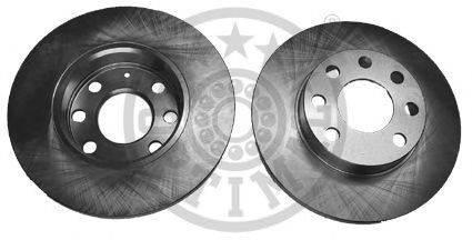 OPTIMAL BS0590 Тормозной диск