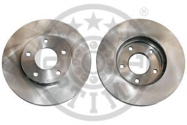 OPTIMAL BS7896 Тормозной диск