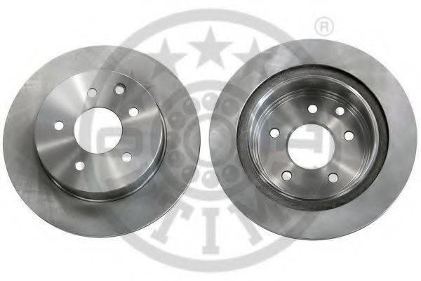 OPTIMAL BS8362 Тормозной диск