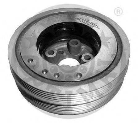 OPTIMAL F86391 Ременный шкив, коленчатый вал