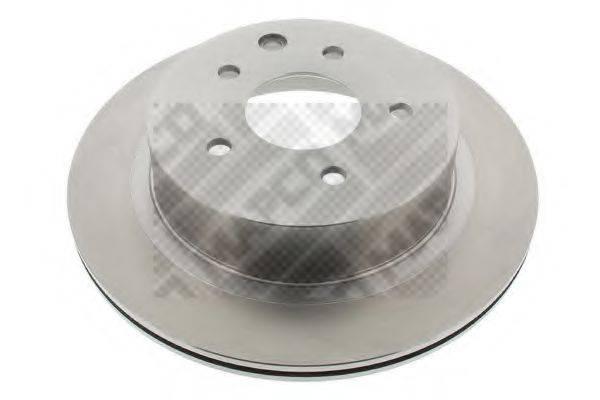MAPCO 15287 Тормозной диск