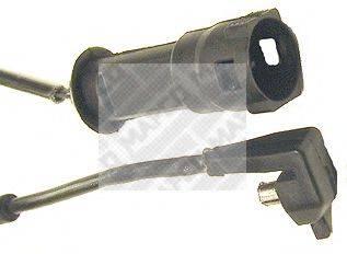 MAPCO 56703 Сигнализатор, износ тормозных колодок