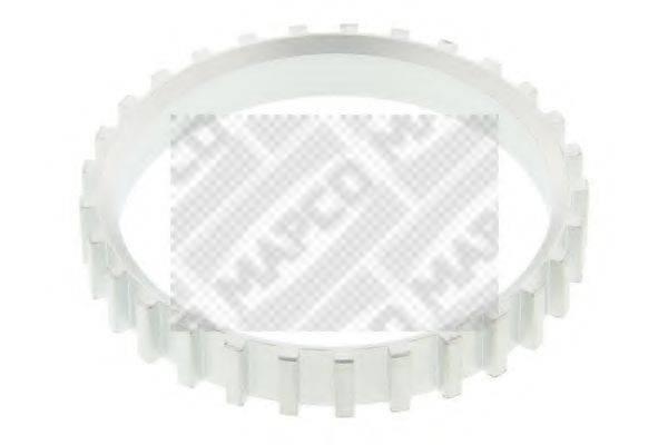 MAPCO 76947 Зубчатый диск импульсного датчика, противобл. устр.