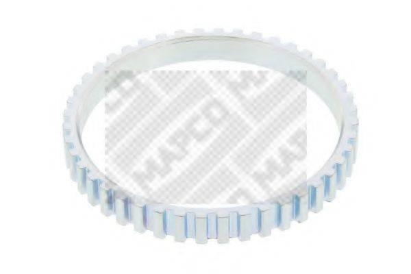 MAPCO 76577 Зубчатый диск импульсного датчика, противобл. устр.