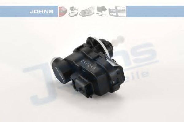 JOHNS 60090901 Регулировочный элемент, регулировка угла наклона фар