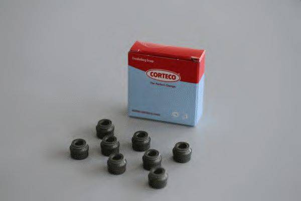 CORTECO 19019857 Комплект прокладок, стержень клапана