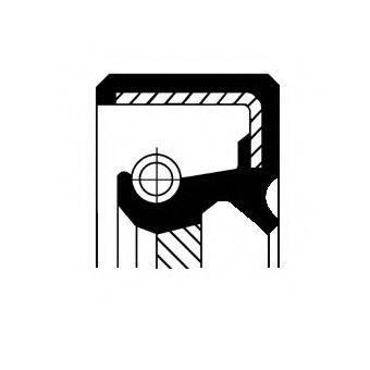CORTECO 19026099B Уплотняющее кольцо, коленчатый вал