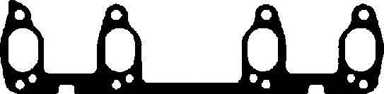CORTECO 026473P Прокладка, выпускной коллектор