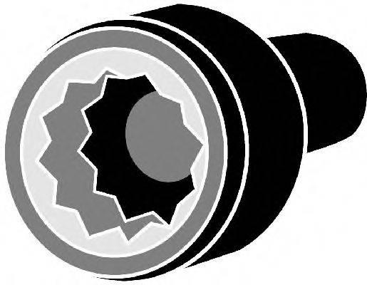 CORTECO 016738B Комплект болтов головки цилидра
