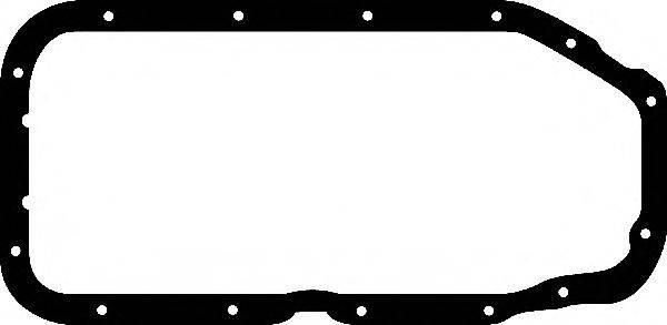 CORTECO 423921P Прокладка, маслянный поддон
