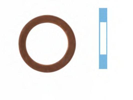 CORTECO 005565S Уплотнительное кольцо, резьбовая пр