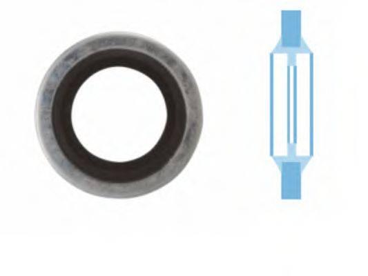CORTECO 006339S Уплотнительное кольцо, резьбовая пр