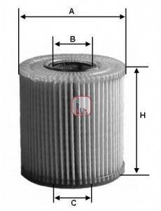 SOFIMA S5011PE Масляный фильтр