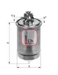 SOFIMA S5427GC Топливный фильтр