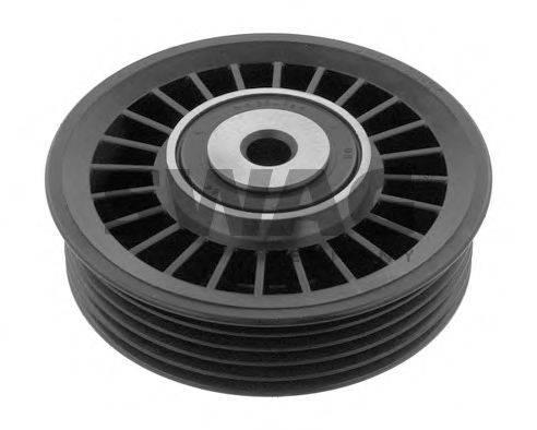 SWAG 30921710 Паразитный / ведущий ролик, поликлиновой ремень