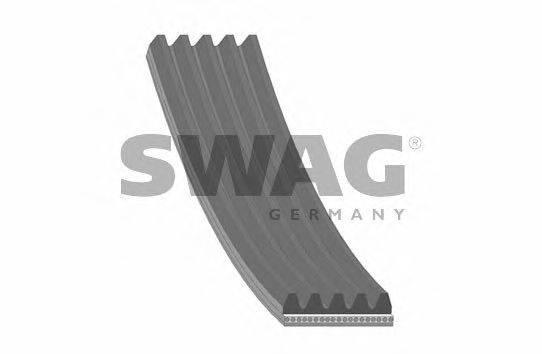 SWAG 30928879 Поликлиновой ремень
