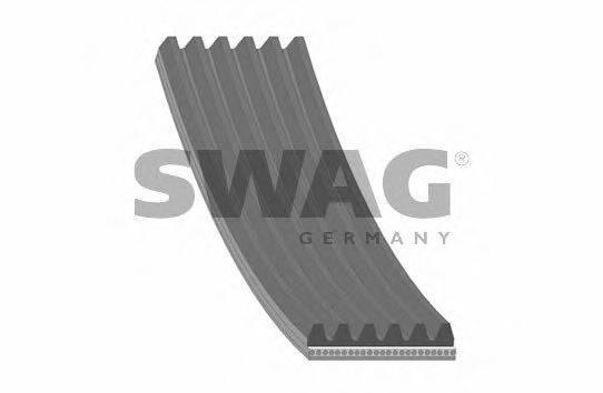 SWAG 30928972 Поликлиновой ремень