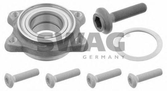 SWAG 30929837 Комплект подшипника ступицы колеса