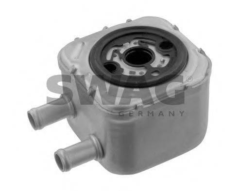 SWAG 30936117 масляный радиатор, двигательное масло
