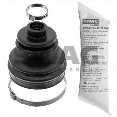 SWAG 30938331 Комплект пылника, приводной вал