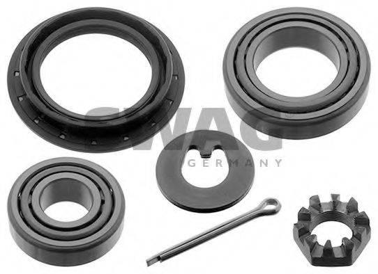 SWAG 40850001 Комплект подшипника ступицы колеса