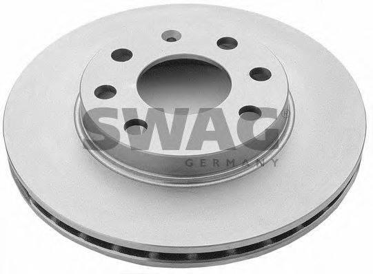 SWAG 40902806 Тормозной диск
